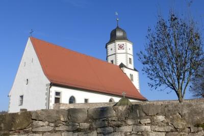 Kirche Renoviert